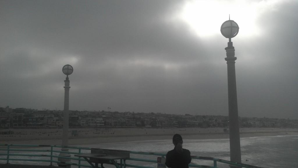 The Manhattan Beach Pier