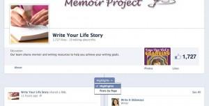 Memoir project