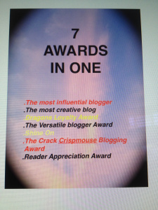 7-in-1 blog award