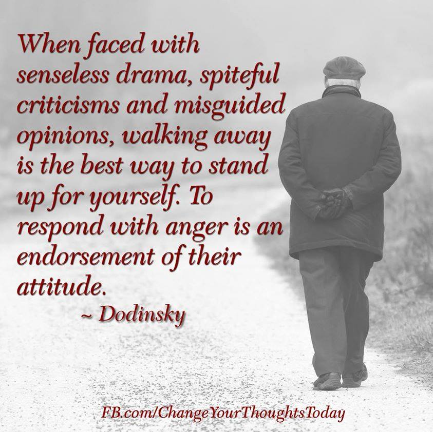 Senseless drama