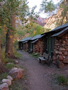 Phantom Ranch Cabins