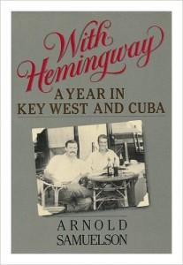 With Hemingway