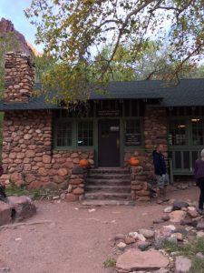 Phantom Ranch Mess Hall