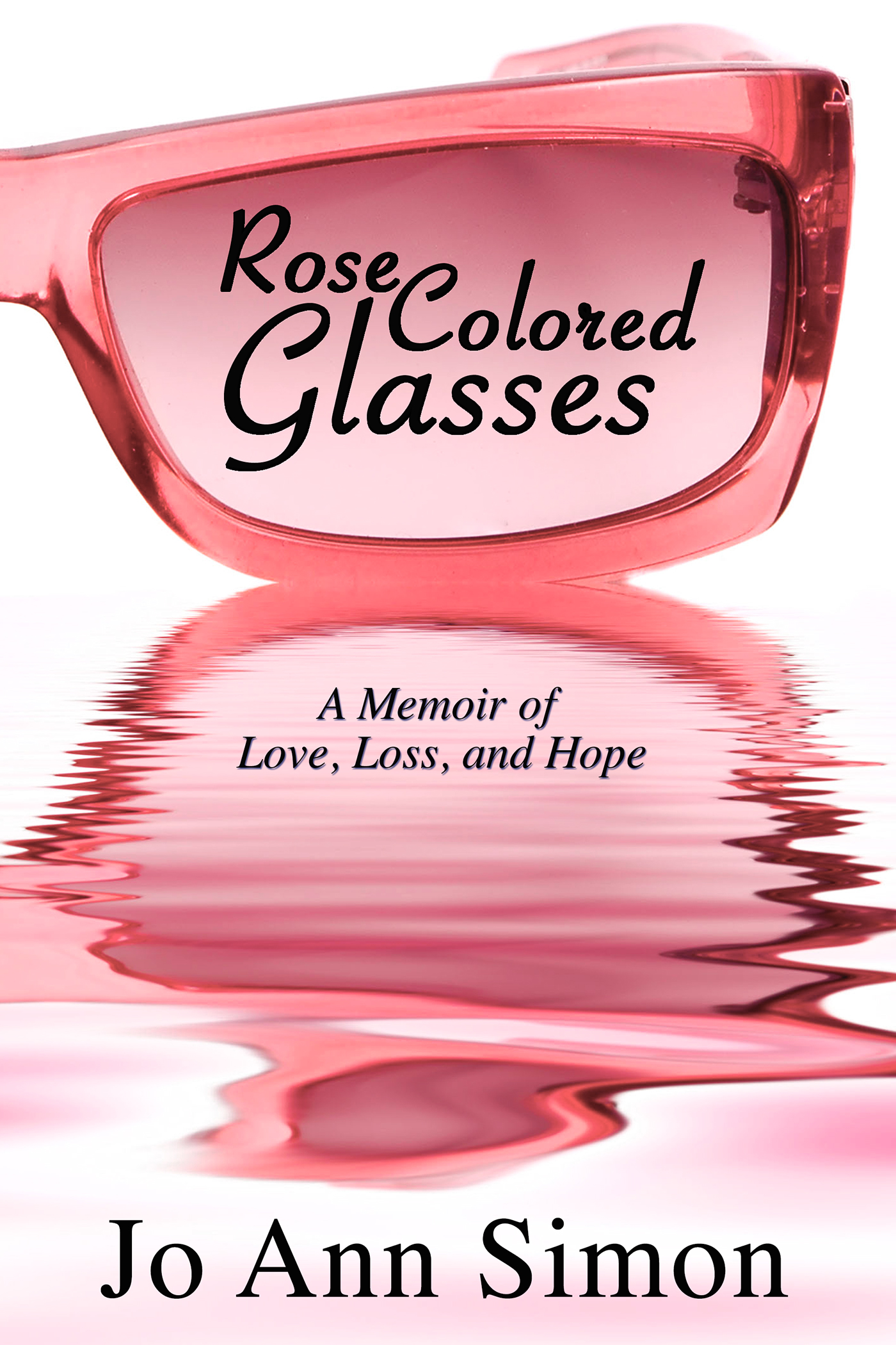 Please welcome JoAnn Simon, author of Rose Colored Glasses | Choices